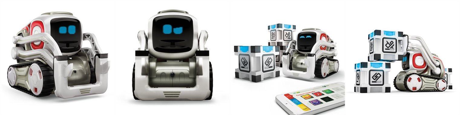 Best Robot Toy Gifts - Anki Cozmo