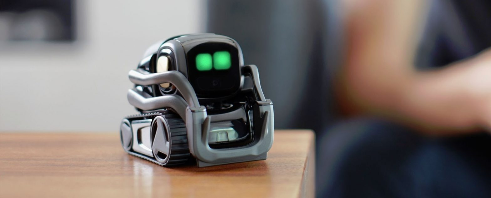Best Robot Toy Gifts - Anki Vector