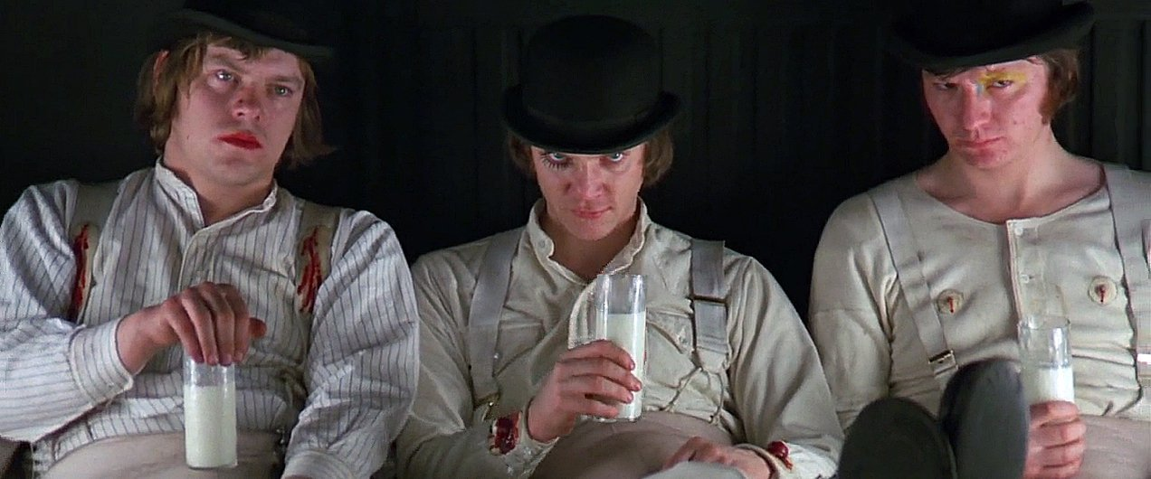 Best Sci-Fi Movies - A Clockwork Orange